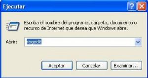 Restringir descargas de Internet