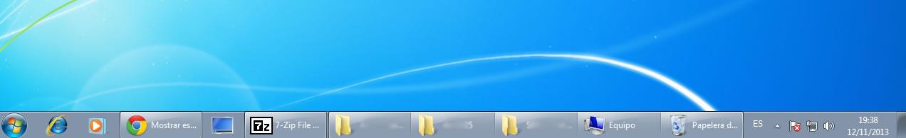 mostrar escritorio windows 7 xp vista