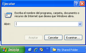 Quitar windows messenger de xp