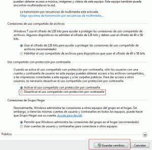Instalar impresora en red bajo Windows 7 y Windows XP