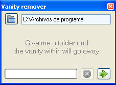 eliminar carpetas vacias windows vanity remover