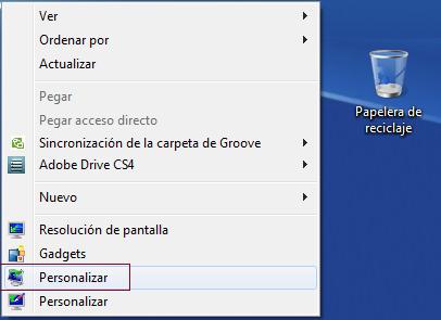 Cambiar el fondo de pantalla en windows 7 starter - Como cambiar fondo de escritorio windows 7 starter ...