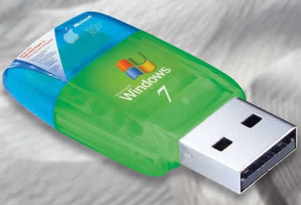 Instalar Windows 7 desde una memoria USB