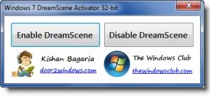 Activar DreamScene en Windows 7