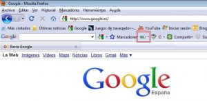 barra de herramienta google pagerank