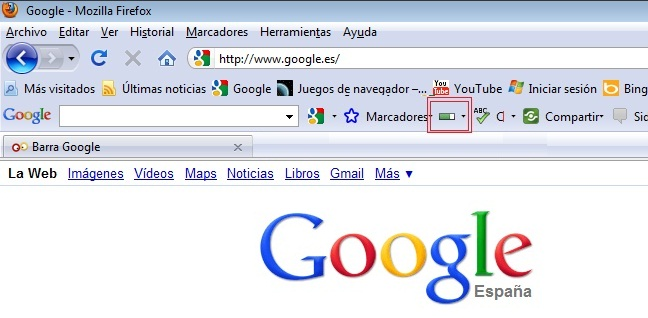 Chrome Firefox Google Internet Explorer Navegador Web