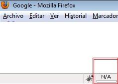 Live PageRank firefox