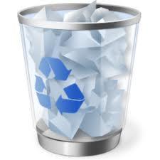 desaparecer quitar papelera reciclaje windows 7