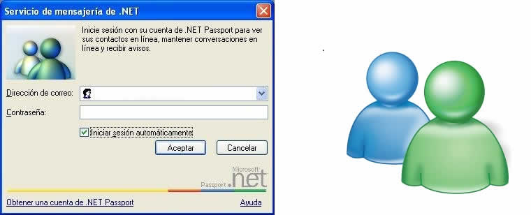 el Windows Messenger de su ordenador. Aqui hay un post de como quitar