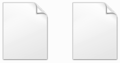 Crear un archivo vacío grande con la extensión que quieras txt, dat, doc