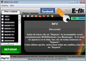 messenger-e-fix
