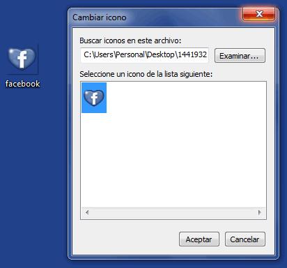 Seleccionamos el icono y luego lo anclamos a la barra de tareas