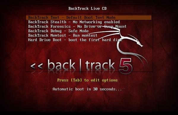 Como Instalar BacTrack en una Memoria USB