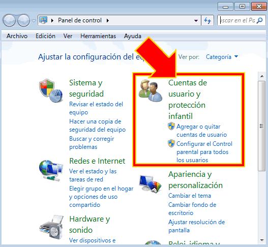 Como cambiar el nombre de usuario Windows 7