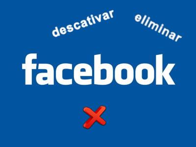 Como Activar Desactivar y Eliminar una Cuenta de Facebook