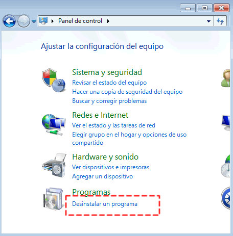 Como Activar y Desactivar Windows Media Player 12