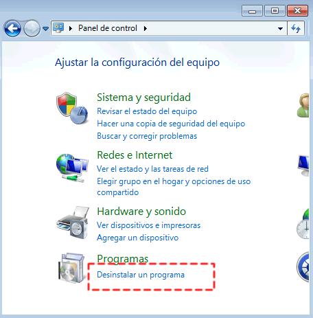 Como Activar y Desactivar Windows Media Player 12