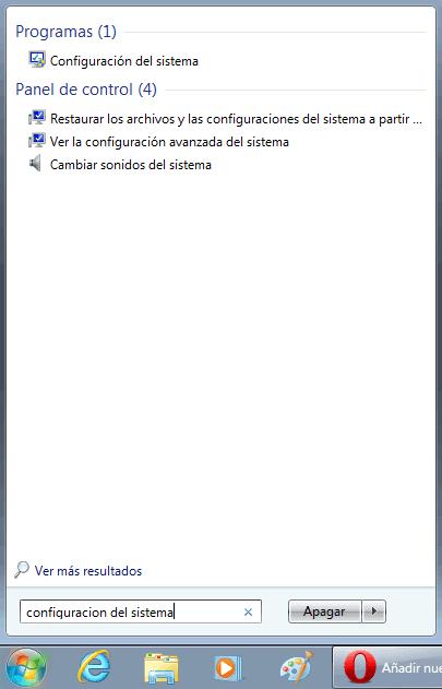 Desactivar la imagen de la pantalla de Inicio de Windows 7