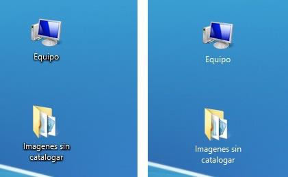 Sombras en el menu del escritorio microsoft community - Iconos para escritorio windows ...