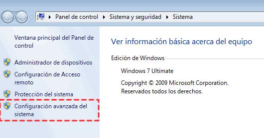 Como quitar las sombras de los Iconos del Escritorio Windows 7