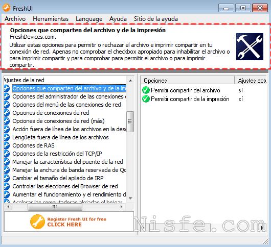 Personalizar y Configurar las opciones ocultas de Windows