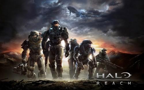 Halo Reach Tema Windows 7