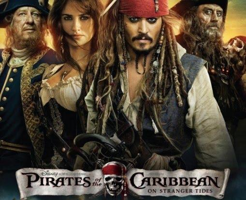 Piratas del Caribe 4 On Stranger Tides En mareas misteriosas