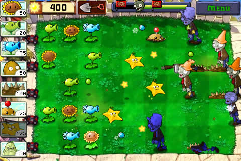 Plants vs Zombies muy pronto disponible para Android