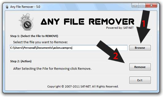 Como eliminar archivos  de Windows 7 con acceso denegado