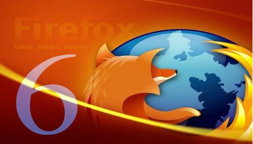 Mozilla Firefox 6 versión final ya está disponible para su descarga