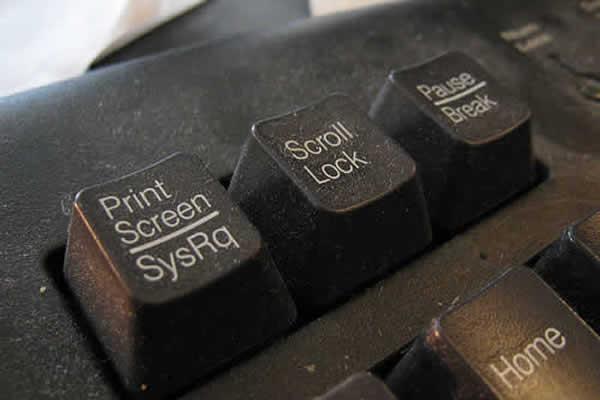 Capturar la imagen de la pantalla de tu ordenador