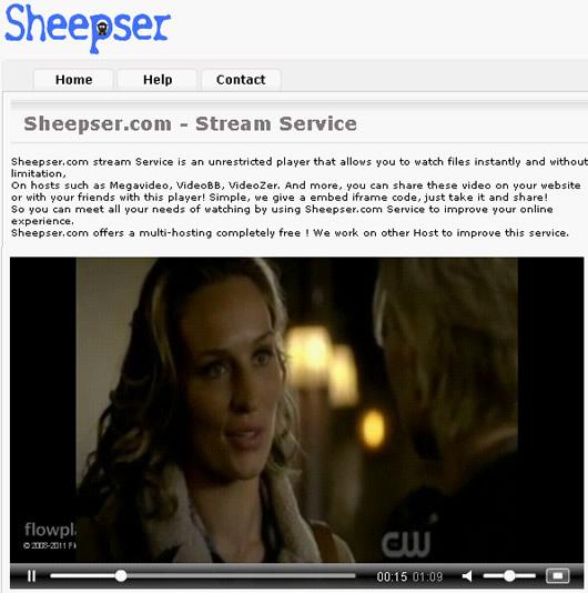 Como saltarse el límite de 72 minutos de Megavideo con Sheepser