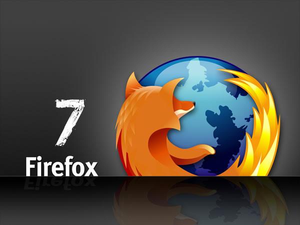 Descargar Mozilla Firefox 7