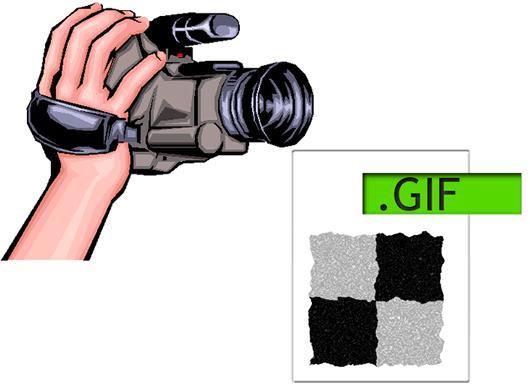 Convertir un Vídeo en un Gif animado de forma online