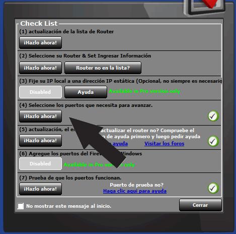 Abrir puertos en el router de forma sencilla con Simple Port Forwarding
