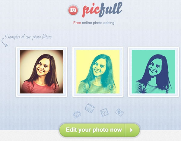 Añadir efectos a nuestras fotografías de forma online