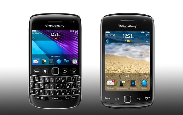 BlackBerry 9790 y Curve 9380, los dos nuevos modelos de RIM