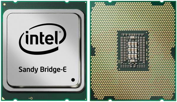 Intel Sandy Bridge-E, Core i7-3960X y 3930K