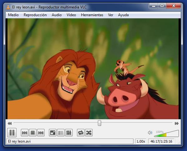 VLC media player la mejor opción para ver toda clase de vídeo