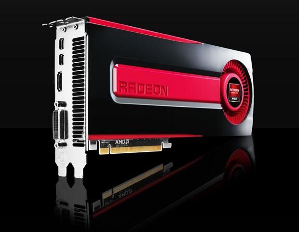 AMD Radeon HD 7970 la GPU más rápida del mercado