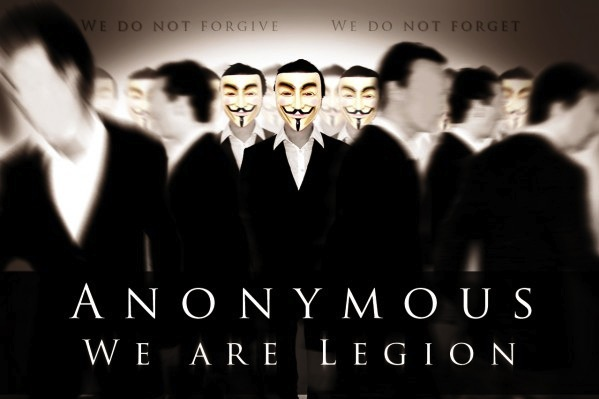 Anonymous lanza un Video de todas sus hazañas del 2011