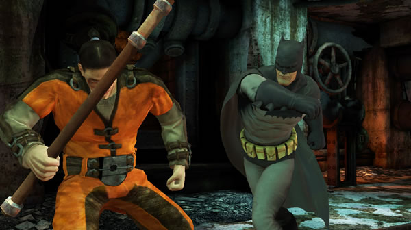 Batman Arkham City Lockdown disponible para el iPhone y el iPad