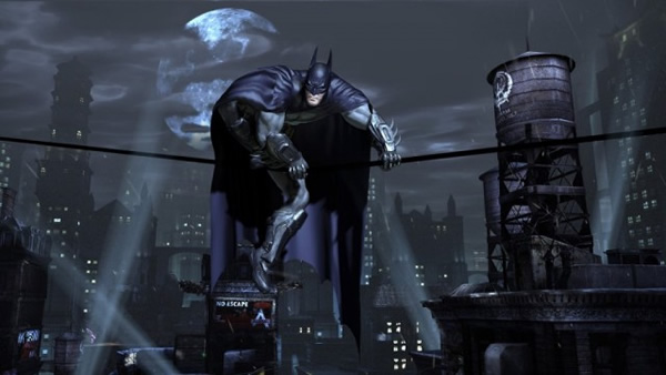Disponible para su descarga el parche de Batman Arkham City