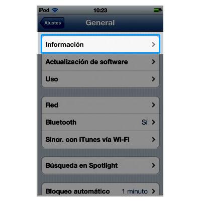 Como desactivar Carrier IQ en los dispositivos que tengas iOS