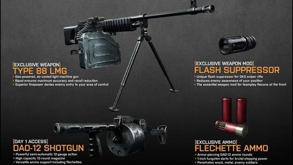 Physical Warfare Pack de Battlefield 3 para PC y Xbox 360