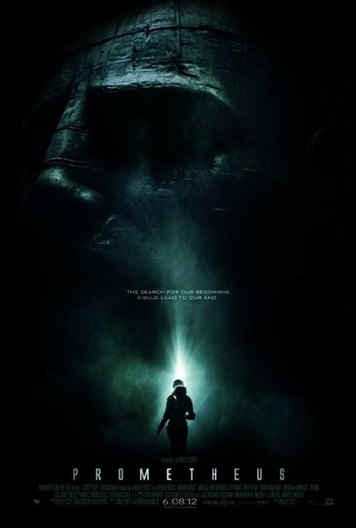 Primer trailer oficial de Prometheus de Ridley Scott