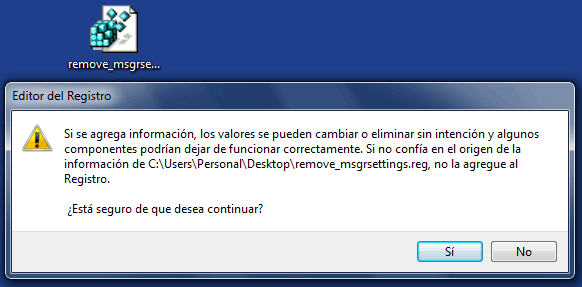 Windows Live Messenger dejo de funcionar