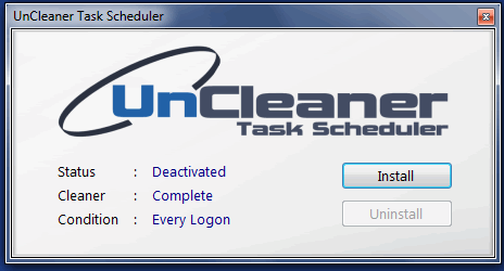 Eliminar archivos temporales de Windows con UnCleaner
