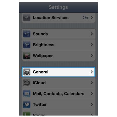 Pasos para desactivar Carrier IQ en los dispositivos que tengas iOS