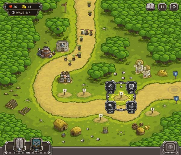 Juego online de Tower Defense para pasar el rato